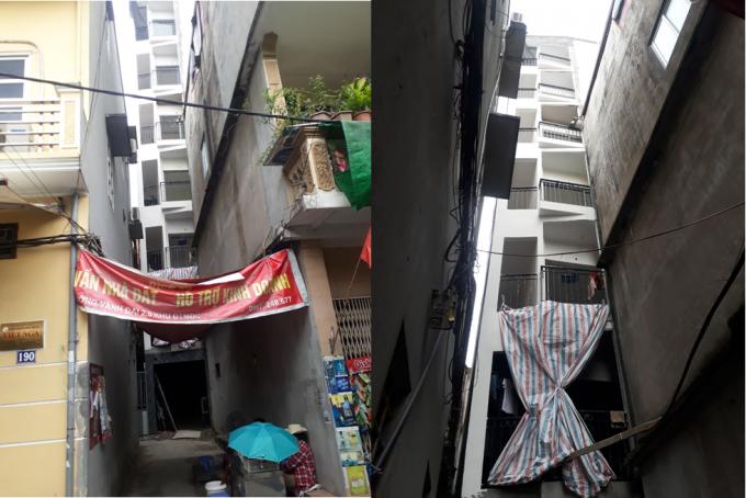 Hà Nội: Dấu hiệu lừa đảo bán chung cư mini trái phép ở quận Đống Đa