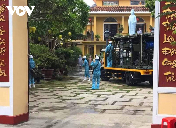Hai bệnh nhân ở Quảng Nam tái dương tính với virus SARS-CoV-2