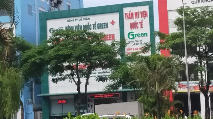 """Cái gọi là """"Thẩm mỹ viện Quốc tế Green"""" Hải Phòng: Dấu hiệu hoạt động chui, """"bác sỹ"""" dùng bằng giả"""