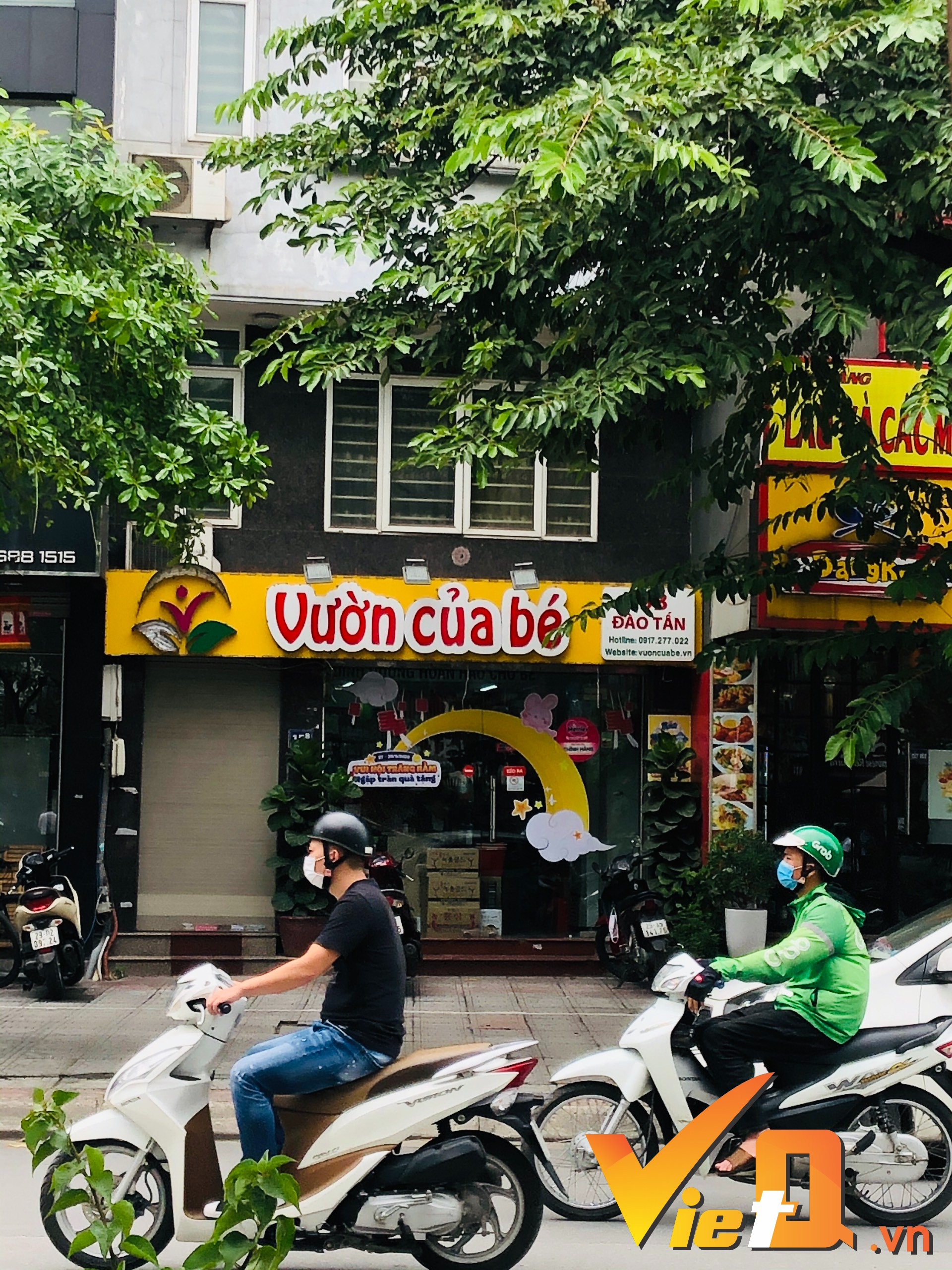 Hệ thống siêu thị 'Vườn của bé' bán hàng không có nhãn phụ tiếng Việt, hàng không rõ nguồn gốc?