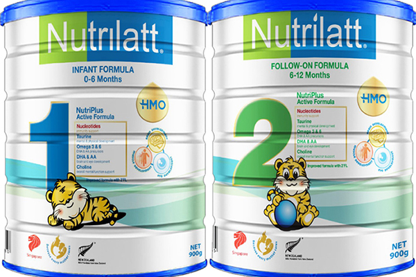 'Thờ ơ' với cảnh báo không đảm bảo chất lượng, sản phẩm Nutrilatt 1 và 2 vẫn được bày bán?