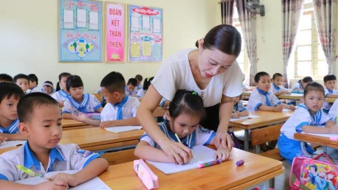 Bộ Giáo dục – Đào tạo: Không giao thêm bài về nhà cho học sinh lớp 1