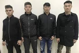 Nhóm thanh niên từ TPHCM ra Hà Nội bắt cóc con nợ