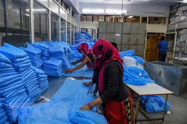 Hàng triệu công nhân dệt may có nguy cơ mất việc do Covid-19