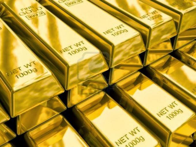 Giá vàng hôm nay 14/10: Giá vàng trong nước giảm nhẹ, thế giới giảm mạnh