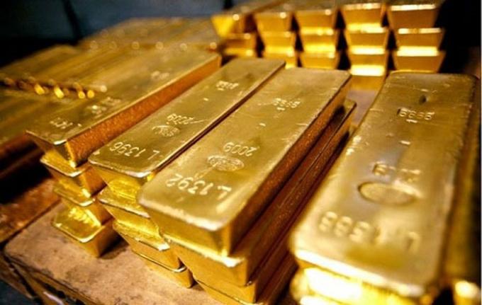 Giá vàng hôm nay 23/10: Tâm lý chốt lời khiến giá vàng hạ nhiệt