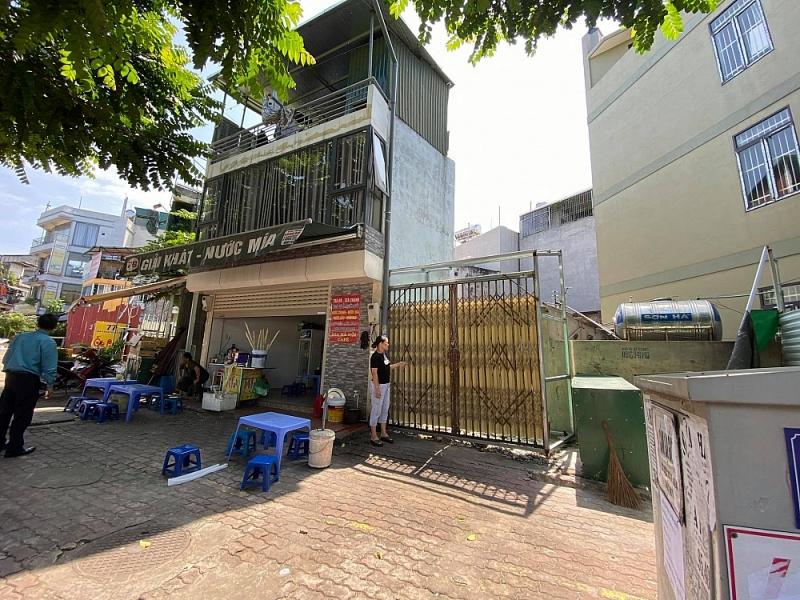 Quận Hai Bà Trưng, Hà Nội: Có hay không dấu hiệu phạm tội Hủy hoại tài sản