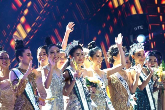 Hy hữu: Chung kết Hoa khôi Du lịch Việt Nam 2020 không tìm được hoa khôi