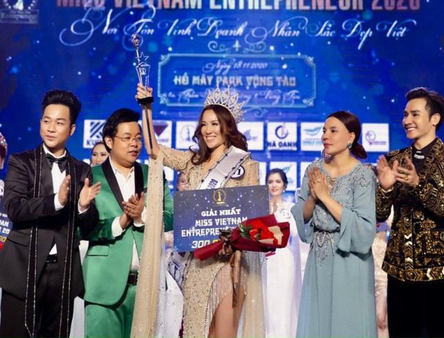 Bộ VHTT&DL nói gì về lùm xùm của Hoa hậu Doanh nhân sắc đẹp Việt 2020?
