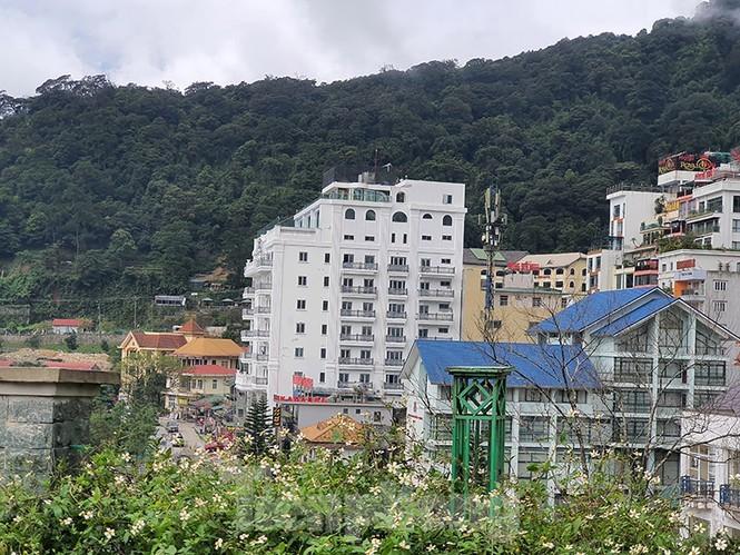 Vĩnh Phúc: Tam Đảo nhan nhản công trình xây dựng sai phép