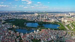 Chất lượng không khí Hà Nội ngày 9/1 đa phần ở mức trung bình