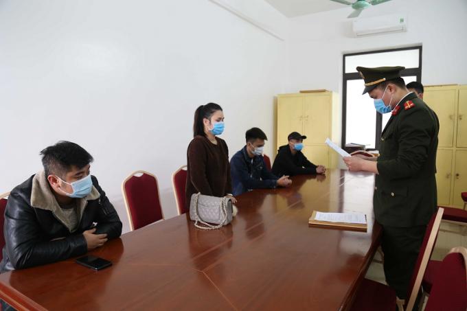 Quảng Ninh: 4 công dân bị phạt 100 triệu đồng vì vi phạm quy định phòng chống dịch bệnh