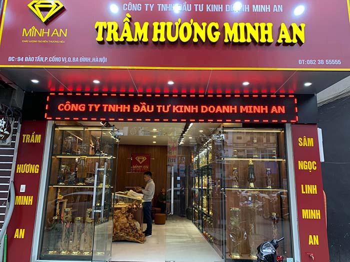 Trầm Hương Minh An: Địa chỉ uy tín chuyên cung cấp các sản phẩm sâm Ngọc Linh tự nhiên