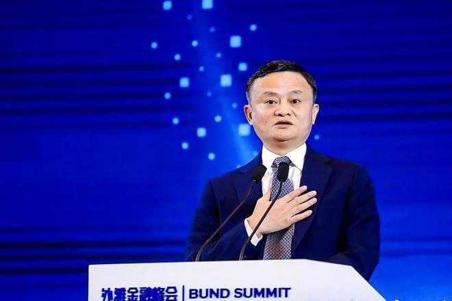 Jack Ma tái xuất,