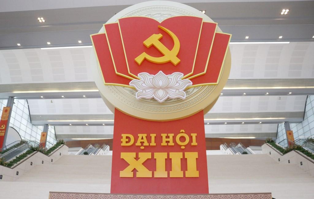 5 văn kiện trình Đại hội lần thứ XIII của Đảng