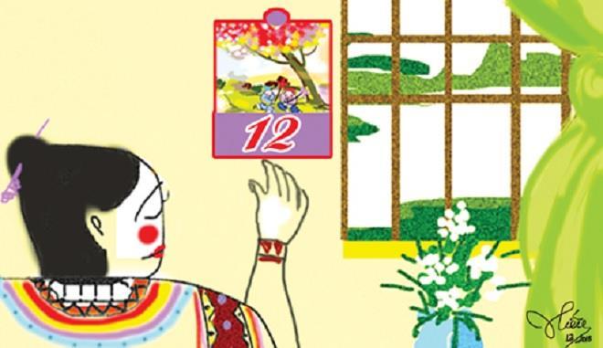 Vì sao tháng 12 âm lịch được gọi là tháng Chạp?