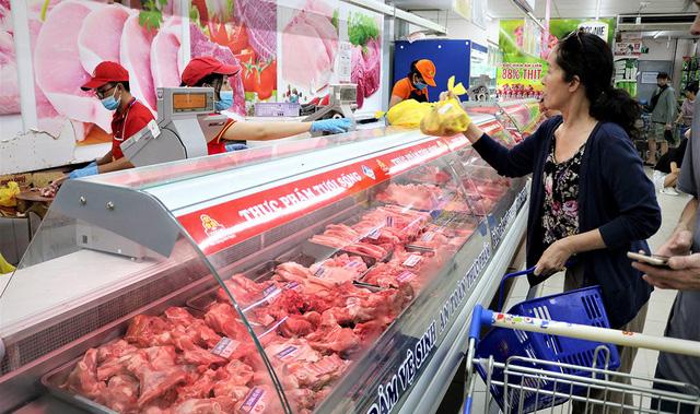 Bộ Nông nghiệp nói gì về giá thịt lợn dịp Tết Tân Sửu 2021?