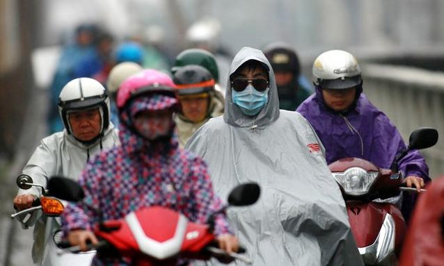 Thời tiết hôm nay 17/1: Hà Nội rét đậm kèm mưa, nhiệt độ thấp nhất 8 độ C