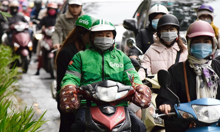 Thời tiết hôm nay 18/1: Hà Nội duy trì rét đậm 8 độ C, trời không mưa