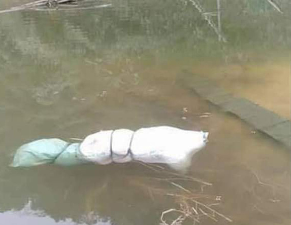 Thông tin mới nhất về vụ thi thể người phụ nữ bị cuốn chăn trong bao tải nổi lềnh bềnh giữa hồ ở TP Sơn La