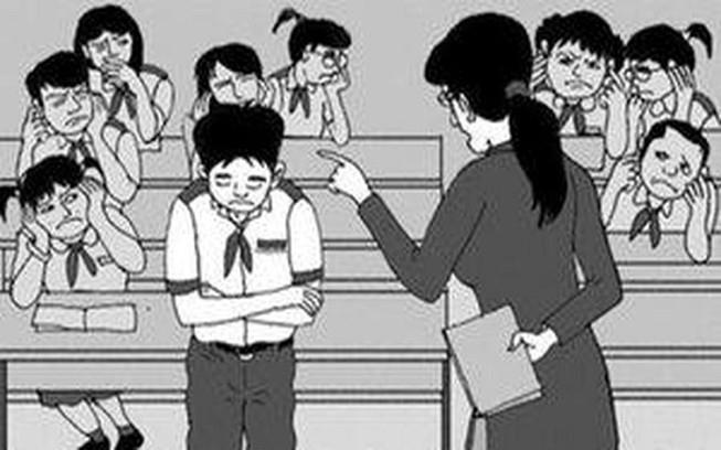 Xúc phạm học sinh: Phạt tới 10 triệu, buộc xin lỗi công khai
