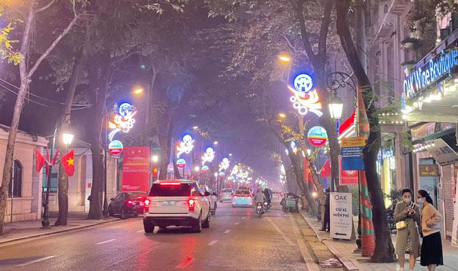 Diện mạo mới cho phố phường Hà Nội