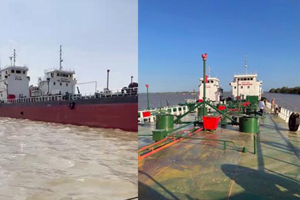Công an Đồng Nai truy bắt 2 tàu bỏ trốn trong chuyên án buôn lậu xăng giả