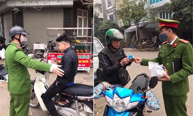 Không đeo khẩu trang nơi công cộng, 9 người Hà Nội bị phạt 47 triệu đồng