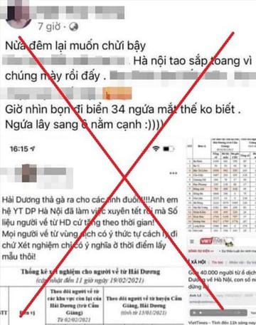 Triệu tập người phụ nữ chủ tải khoản Face book đăng tải thông tin xúc phạm người Hải Dương