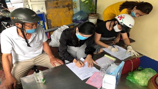 Hải Phòng xử phạt 20 triệu đồng thanh niên trốn khai báo y tế khi về từ Hải Dương