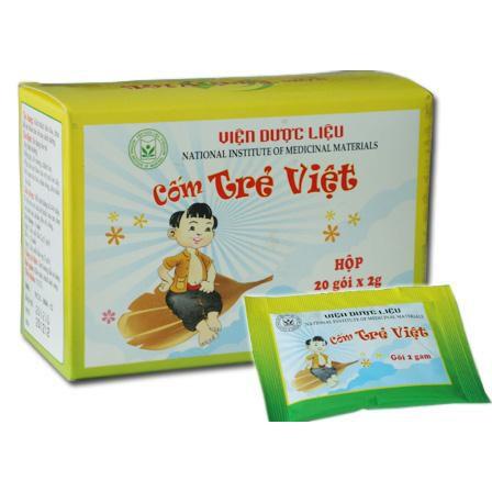 Xử phạt Viện Dược liệu do sản xuất thuốc Cốm Trẻ Việt không đạt tiêu chuẩn