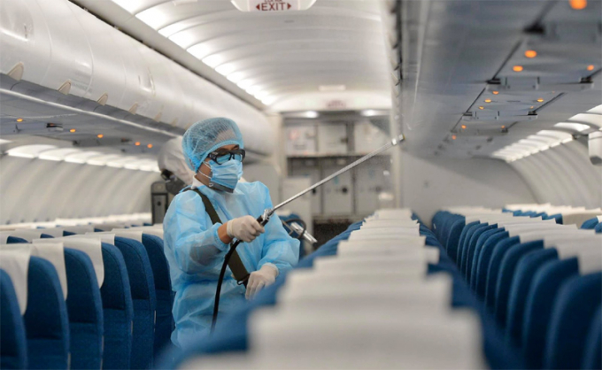Bộ Y tế thông báo khẩn tìm người trên chuyến bay VJ458 từ Phú Quốc về Nội Bài ngày 22/3/2021