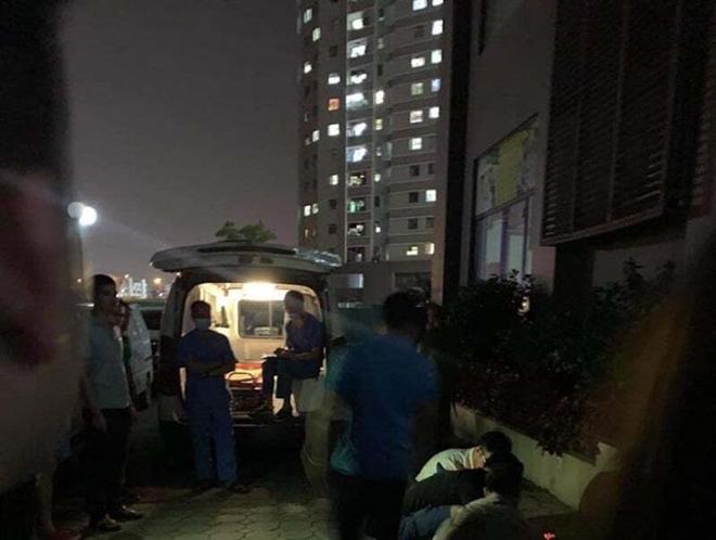 Hà Nội: Thương tâm bé 4 tuổi rơi từ tầng 24 chung cư Xuân Mai Complex xuống đất