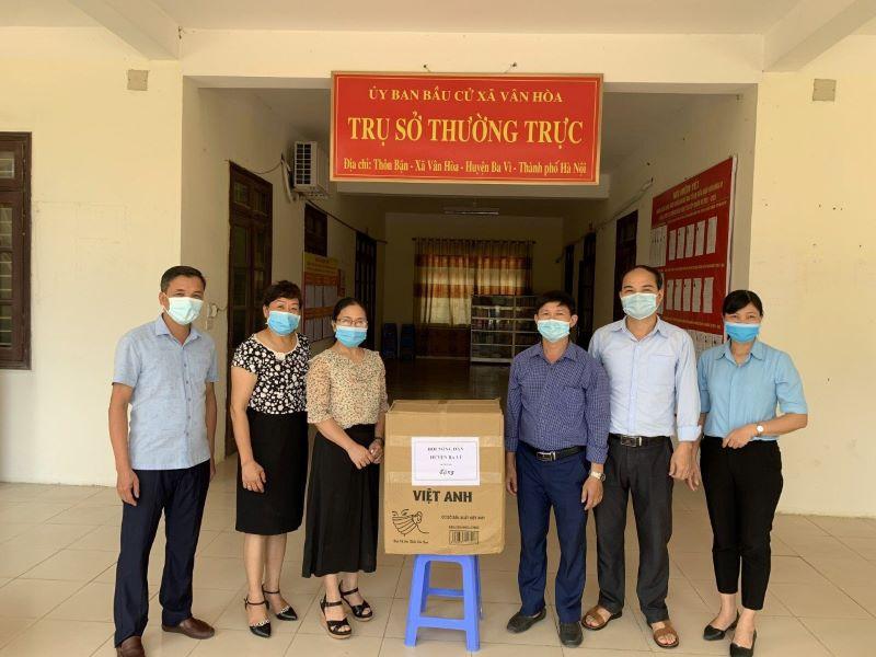 Các cấp Hội nông dân Hà Nội sôi nổi hoạt động hướng về ngày bầu cử