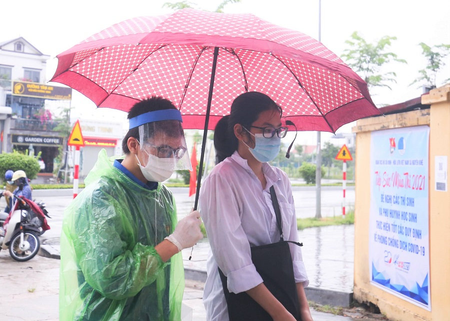 Hà Nội: Chủ động ứng phó với thời tiết bất thường, quyết tâm tổ chức tốt kỳ thi vào lớp 10