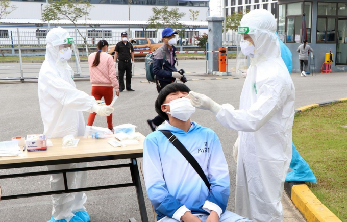Sáng 8/7, thêm 314 ca nhiễm Covid-19 tại TP HCM và Bình Dương