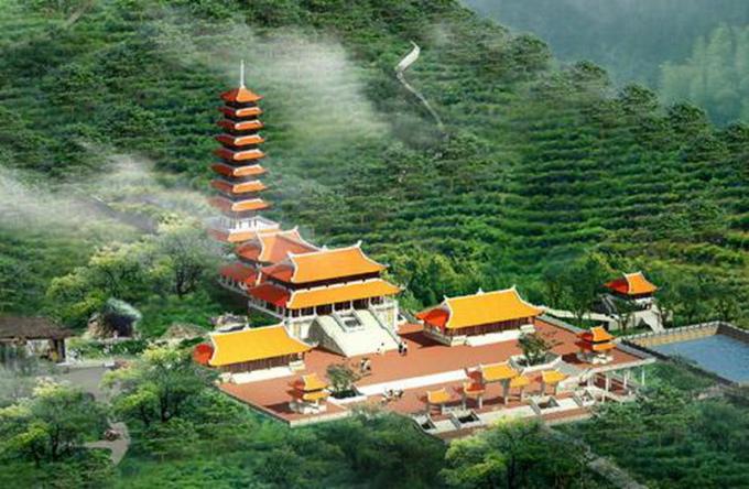 Cổ tự linh thiêng trên núi Đại Huệ nắm giữ nhiều kỷ lục Việt Nam
