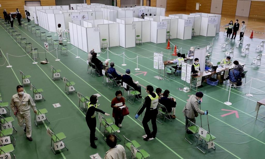 Nhật Bản khó dỡ bỏ tình trạng khẩn cấp do Covid-19 đúng kế hoạch