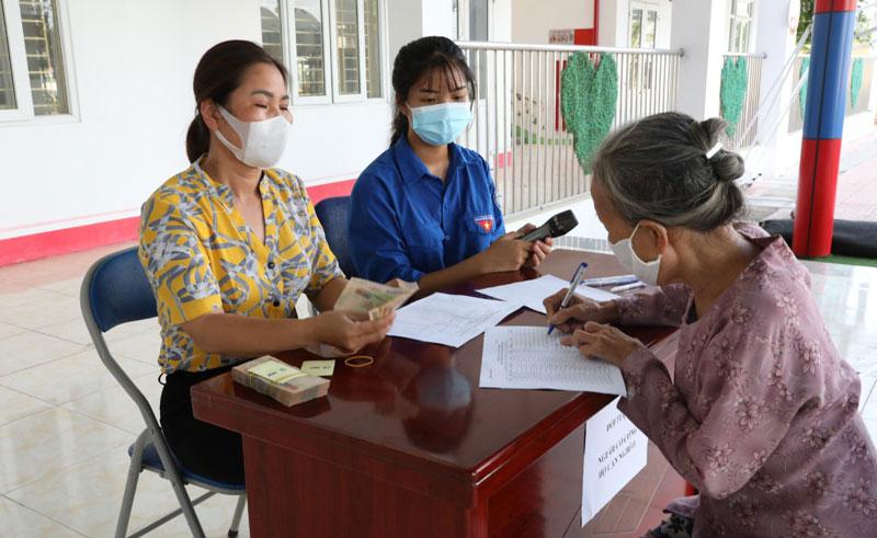 Hà Nội: Đã chi 1.329 tỷ đồng hỗ trợ an sinh xã hội cho người dân, người lao động