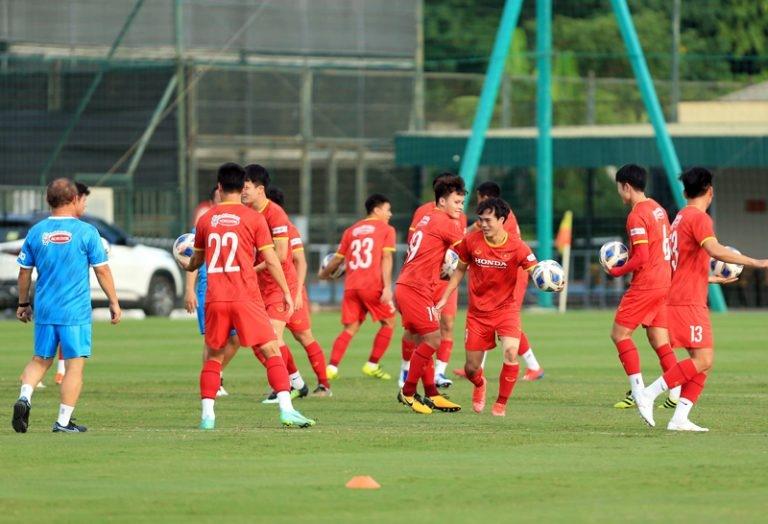 HLV Park Hang Seo triệu tập 32 cầu thủ để chuẩn bị đấu Trung Quốc và Oman