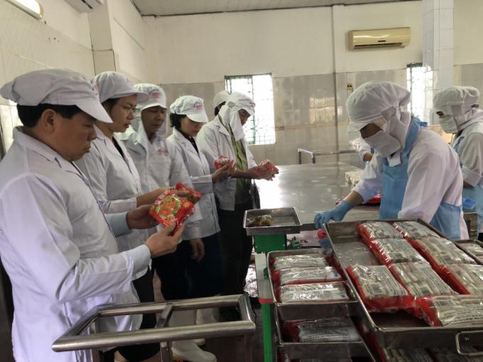 Hải Phòng lập 2 đoàn kiểm tra an toàn thực phẩm dịp Trung Thu 2021