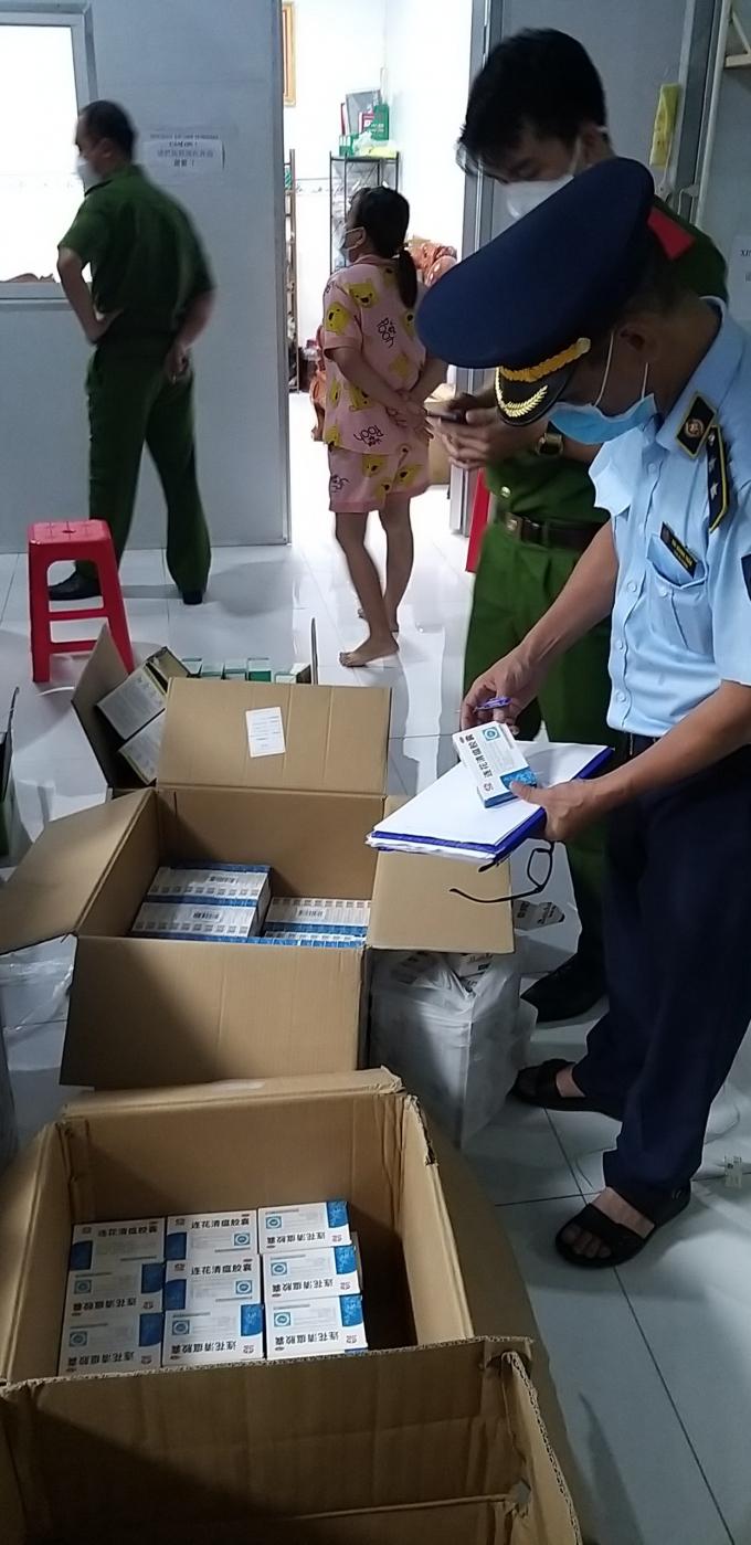 Bình Dương thu giữ lô thuốc, vật tư y tế nhập lậu trị giá hơn 700 triệu đồng