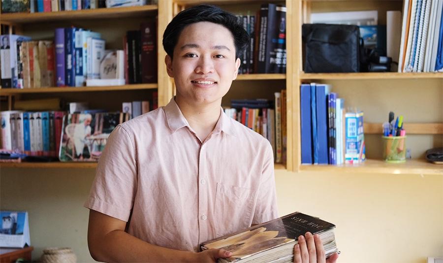 Nam sinh Hà Nội lọt top 50 sinh viên xuất sắc toàn cầu