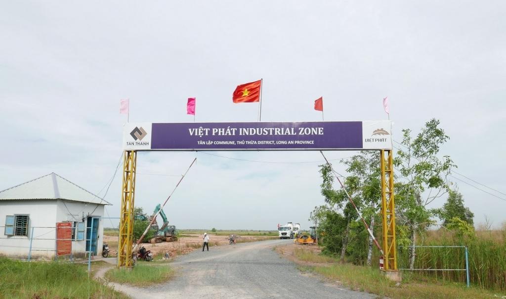 Vạn Trường Phát thế chấp 78ha đất KĐT Việt Phát cho khoản vay trái phiếu 4.000 tỷ đồng