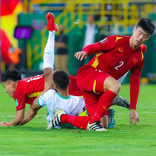 Thi đấu nỗ lực, đội tuyển Việt Nam nhận thất bại đáng tiếc trước Saudi Arabia
