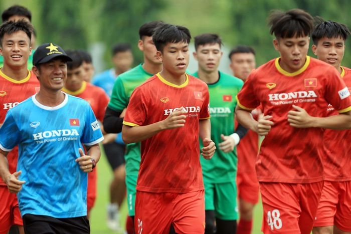 Việt Nam sẽ đá vòng loại U23 châu Á tại Kyrgyzstan