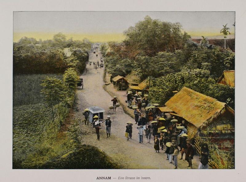 Tuyển tập những bức ảnh hiếm có về Việt Nam từ những năm 1898 – 1926