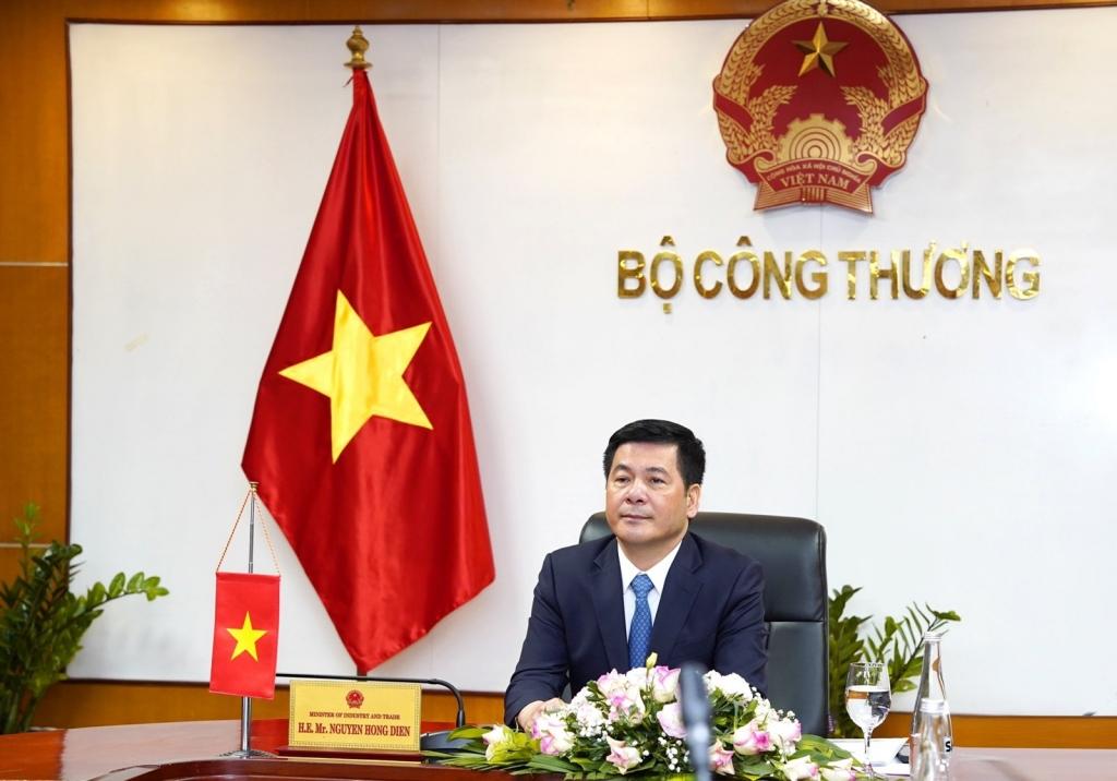 Bộ trưởng Nguyễn Hồng Diên: Hỗ trợ doanh nghiệp hiện nay là nhiệm vụ cấp bách