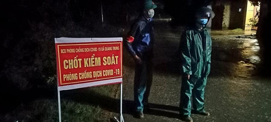 Thanh Hóa: Ghi nhận thêm 15 ca bệnh mắc Covid-19, liên quan đến ổ dịch tại TX Bỉm Sơn