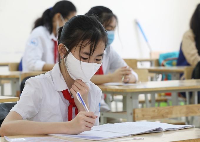 Hà Nội: Tổ chức triển khai các hoạt động giáo dục tương ứng từng cấp độ dịch